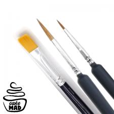 Cake Mad - Mixed Brush Set 3