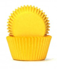Muffin Cup - 408 - Yellow (100 Pk)