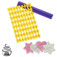 Cake Mad - Message Press Set