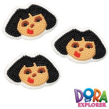 Sugar - Wilton Sugar Decorations Dora
