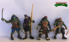 Figurines - Ninja Turtles