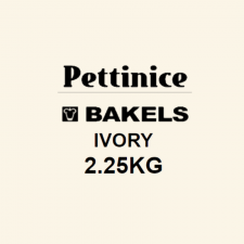 Fondant - Bakels - 2.25kg Ivory
