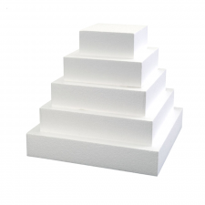 """Foam - Square - 5"""""""
