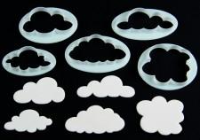 Cutter - FMM - Fluffy Clouds