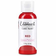 Sweet Sticks Edible Paint - Red 50ml