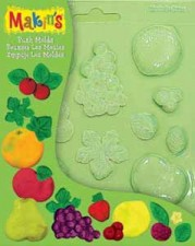 Makins - Push Mould - Fruit