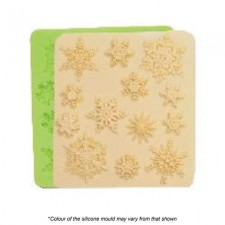 Silicone Mould - Snowflake