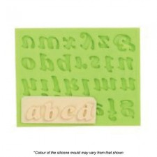 Silicone Mould - Lower Case Set 1