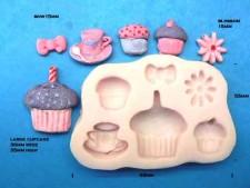 Mould - Cupcakes & Tea