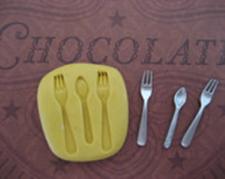 Mould - Mini - Silverware/Cutlery