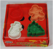 Cutters - 3D Xmas Designs