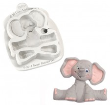 Katy Sue Mould - Baby Elephant