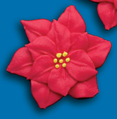 Flower - Poinsettia Small