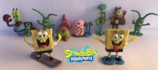 Figurines - Spongebob & Friends