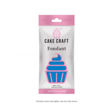 Fondant - Cakecraft - 250g Electric Blue