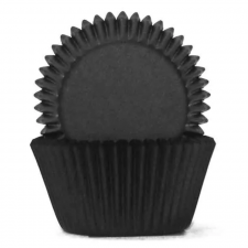Muffin Cup - 650 - Black (100 Pk)