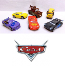 Figurines - Cars Set of 6