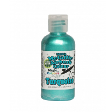Magic Colour - Airbrush - Metallic Turquoise - 55ml