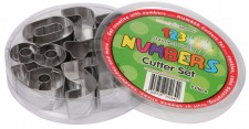 Cookie Cutter - ST - Mini Numbers Set