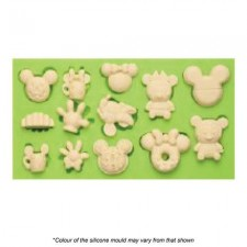 Silicone Mould - Mickey