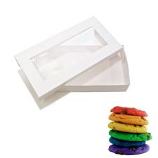 Cookie Box - 9x4.5x1.5 (22.5x11.25x3.75cm)