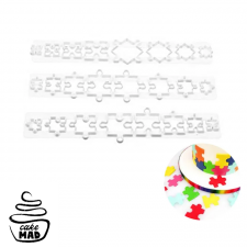 Cake Mad - Cutter - Jigsaw Set 3