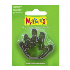 Cutter - Makins - Hands - Set Of 3