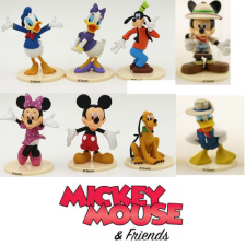 Figurines - Mickey & Friends Set of 8
