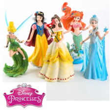 Figurines - Disney Princess Set 5