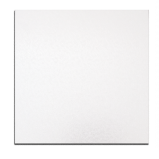 Cakeboard - Square - White - 6""