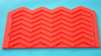Mould - Red - Chevron Large