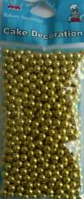Cashous - 100G Gold 6Mm