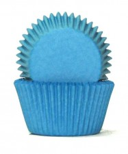Muffin Cup - 408 - Blue (100 Pk)