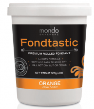 Fondtastic - Orange 2LB
