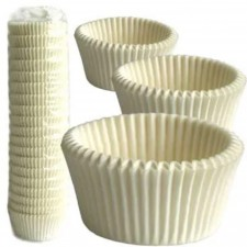 Muffin Cup - 650 - White (500Pk)
