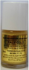 Paint - Edible - Light Gold - 15Ml