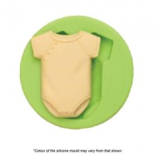 Silicone Mould - Baby Romper