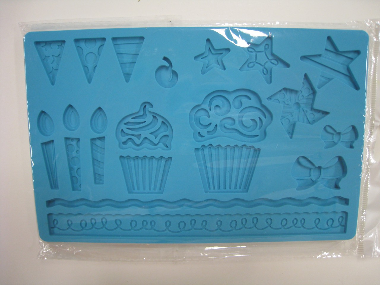 Mould - Party Theme - Cake Decorating Solutions