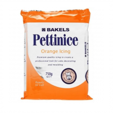 Fondant - Bakels - 750g Orange