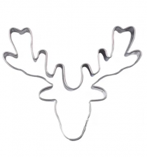 Cutter - Reindeer Head