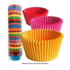 Muffin Cup - 408 - Assorted Colours (500Pk)