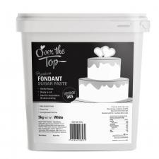 Fondant - OTT - 5kg White