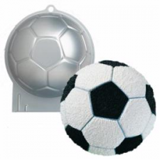Tin - Soccer Ball Pan
