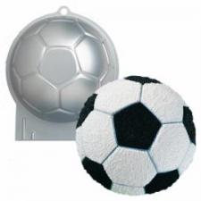 Tin - Soccer Ball Pan