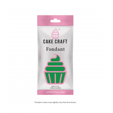 Fondant - Cakecraft - 250g Leaf Green