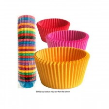 Muffin Cup - 360 - Assorted Colours (500Pk)