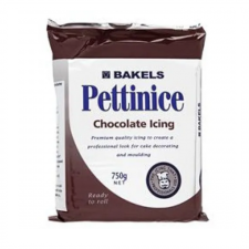 Fondant - Bakels - 750g Chocolate Brown