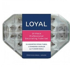 Loyal - 29 Piece Piping Set