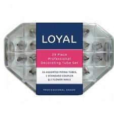 Loyal - 29 Piece Piping Set
