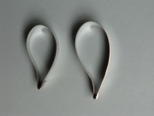 Cutter - Frangipani Tear Drop (Set Of 2)